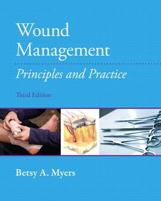 Wound Management By Myers, Betsy A.