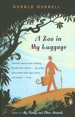 A Zoo In My Luggage By Durrell, Gerald/ Thompson, Ralph (ILT)
